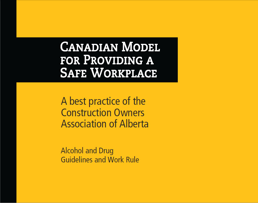 Construction canada drug and alcohol